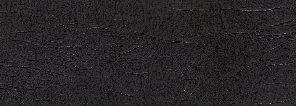 Leather Tile Genova Black ltu48353-plank