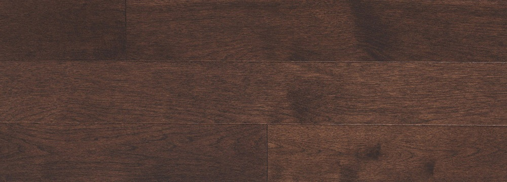 Mercier Hardwood Flooring Elegancia Hickory Black Cherry Distinction
