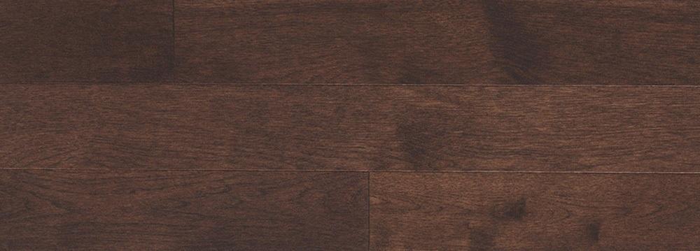 Mercier Hardwood Flooring Elegancia Hickory Black Cherry Distinction