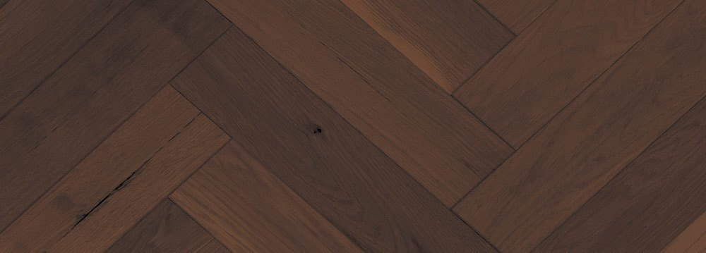Vintage Hardwood Flooring Herringbone Red Oak Chariot