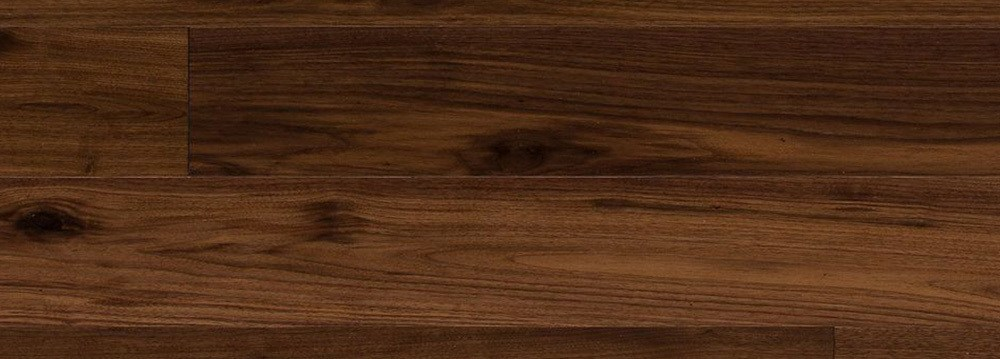 Mercier Hardwood Flooring Nature Handscraped Series American Walnut Select