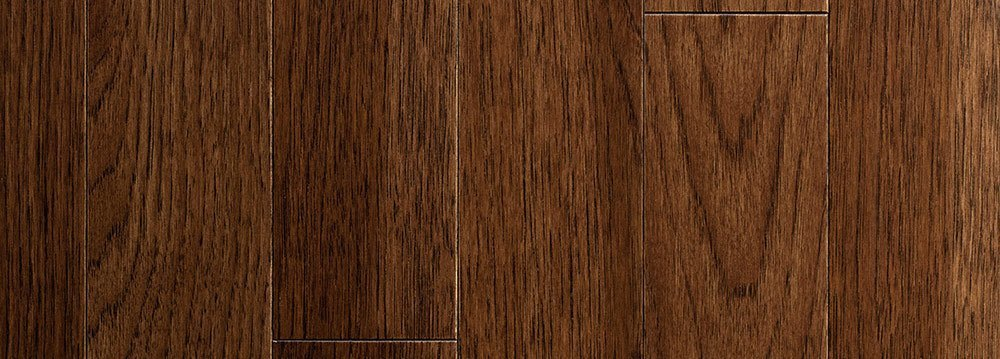 Vintage Hardwood Flooring Smooth Hickory Nile