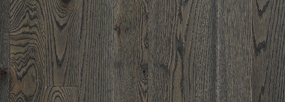 Vintage Hardwood Flooring Wire Brushed Oak Pewter