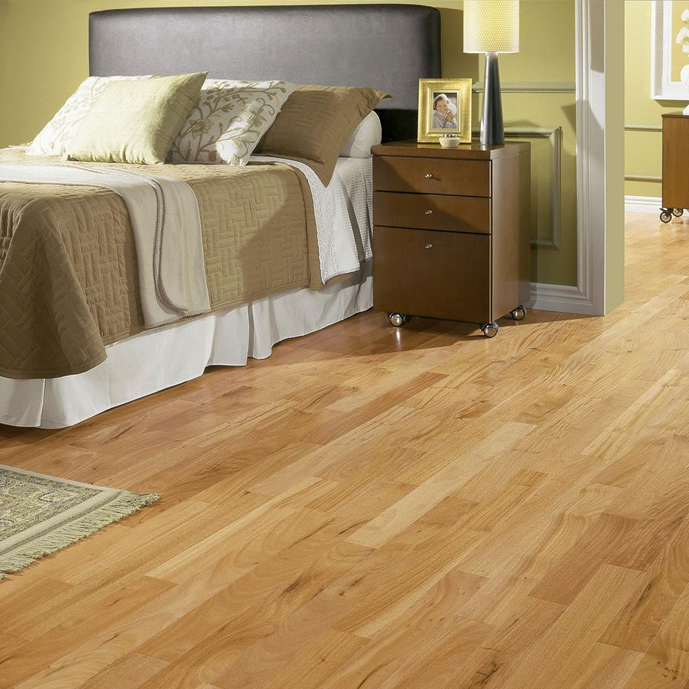 How Repair Scratches Engineered Hardwood Floor