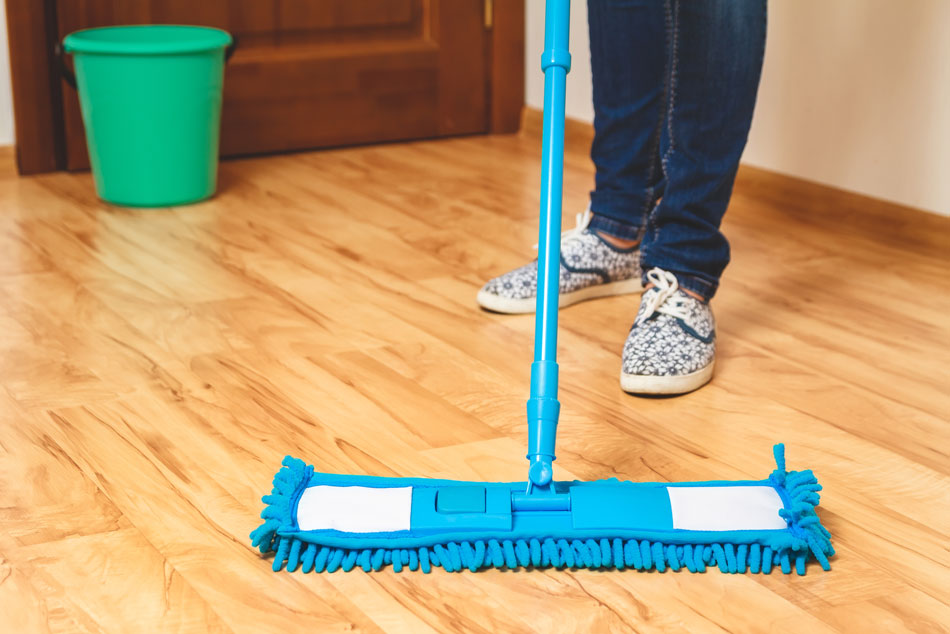 The Right Way To Clean Your Laminate Flooring