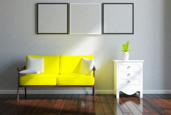 Luxury Vinyl Tile vs. Hardwood Flooring