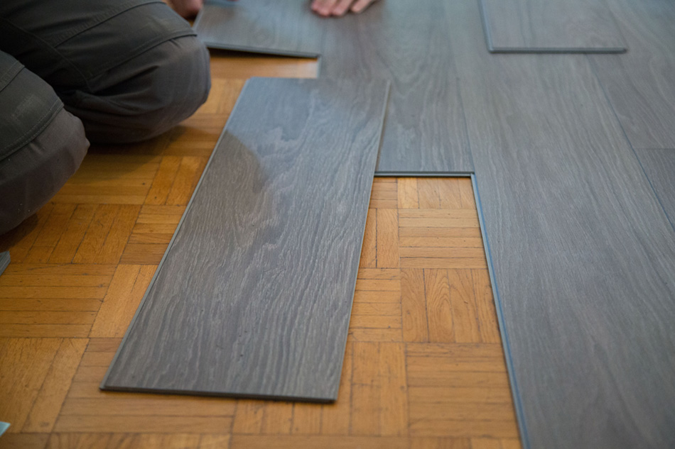 Vinyl flooring:  The Pros and Cons