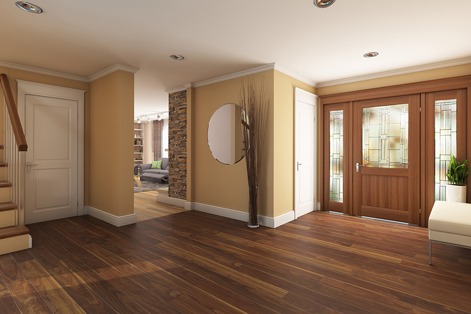 Mississauga Hardwood Flooring Options Bring Elegance